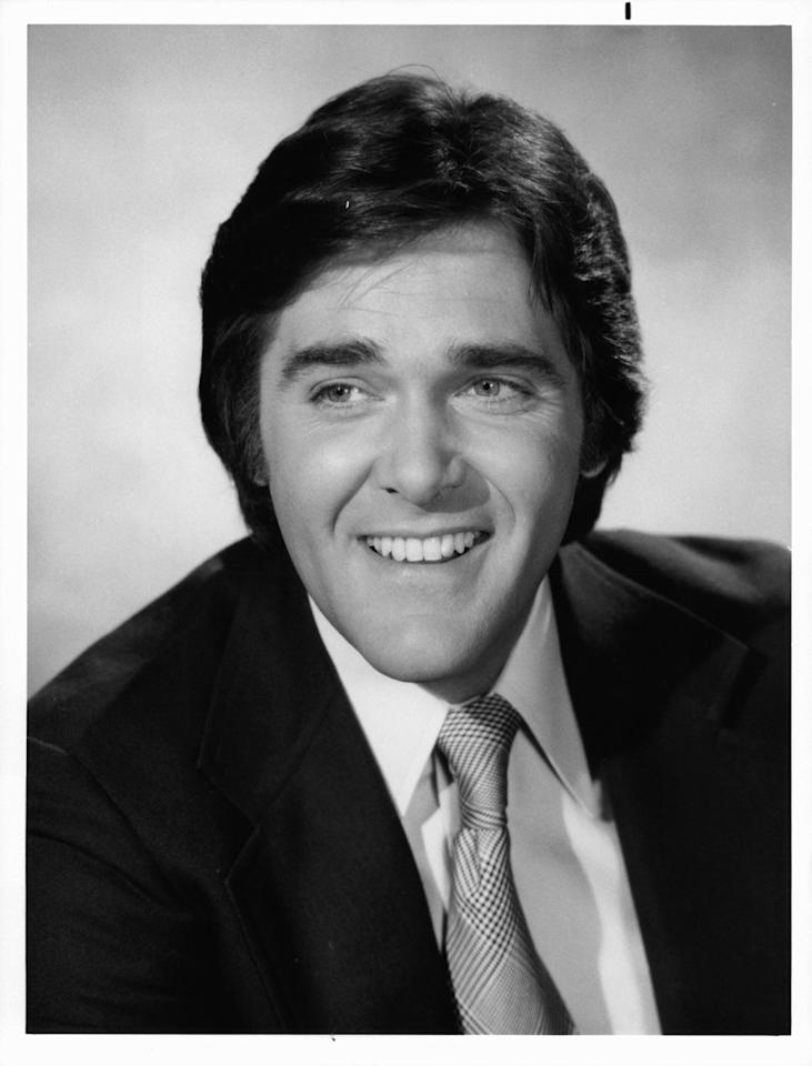 "<p>You probably remember him as the long-time host of <em>Love Connection, </em>but did you know that Chuck Woolery was the original host of <em>Wheel of Fortune? </em>The word puzzle game show started in 1975 on daytime at NBC. Woolery led the show until 1981 with co -host and letter-turner Susan Stafford. After a long stint on the original <em>Love Connection, </em>he hosted <em>Scrabble, Greed </em>and <em>Lingo. </em>Today, he hosts a radio show and podcast.</p><p><strong>RELATED:</strong> <a href=""https://www.goodhousekeeping.com/life/entertainment/a33261937/fall-tv-shows-premiere-dates-2020/"" target=""_blank"">The Full Schedule of Fall TV Shows to Watch This Year</a></p>"