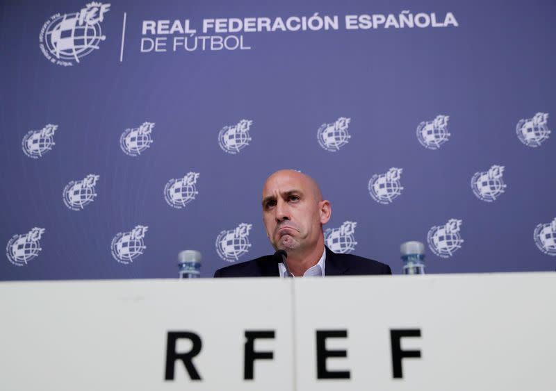Spain, Portugal agree to push ahead with 2030 World Cup bid
