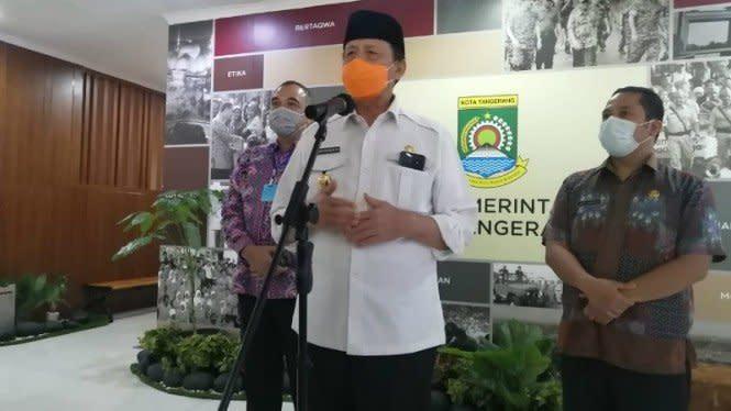Banten Perpanjang PSBB Satu Bulan hingga 20 Oktober 2020