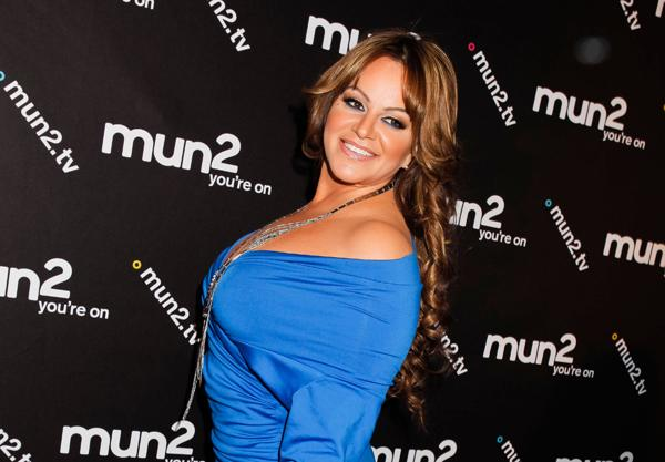 Plane Carrying Singer Jenni Rivera Missing in Mexico