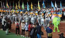 金門縣運會開幕 展開3天11項競賽 (圖)
