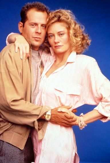 David Addison and Maddie Hayes (Moonlighting)