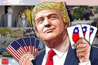 川普真的大打「台灣牌」而中國大陸壓力劇增