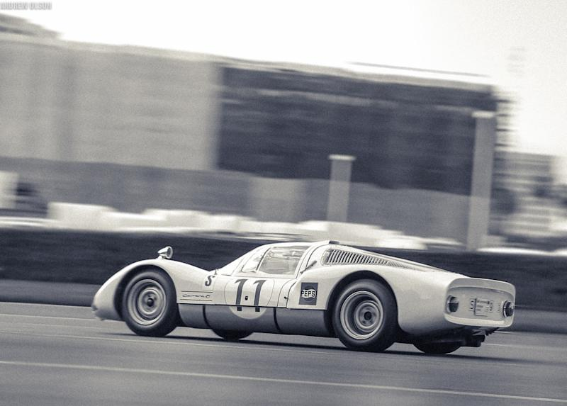Racing, Porsche style: Flickr photo of the day