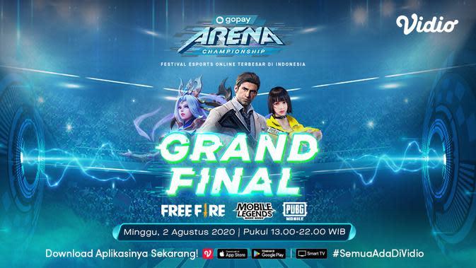 Einheijar Origins Juara GoPay Arena Championship 2020 Nomor PUBG Mobile