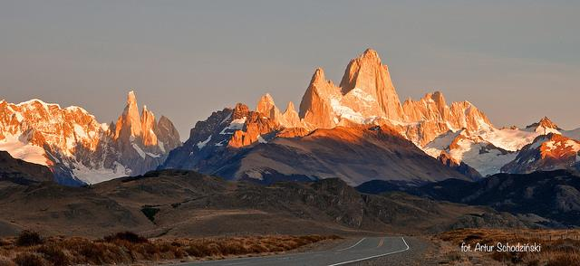 Flickr photo of the day: Patagonian morning