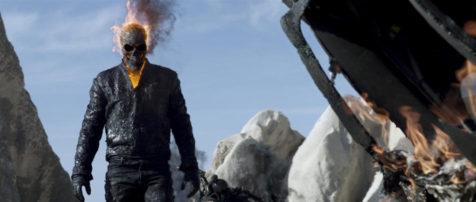 Ghost Rider Spirit of Vengeance Stills