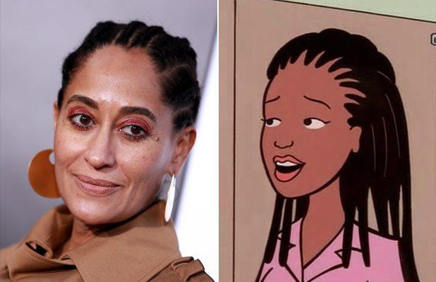 Tracee Ellis Ross-Led 'Daria' Spinoff 'Jodie' Lands at Comedy Central