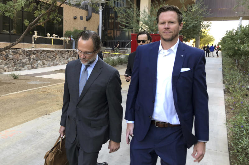 Arizona Official-Adoption Fraud