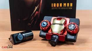 「鋼鐵人」守護你!最炫的行車紀錄器GNET IRONMAN徹底開箱