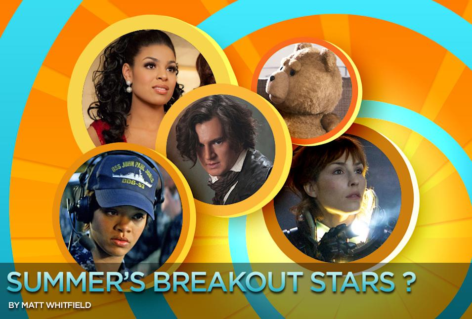 Summers Breakout Stars Title Card