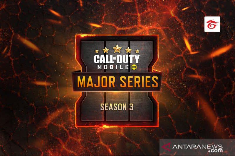 Delapan tim berlaga di grand final CoD: Mobile Major Series