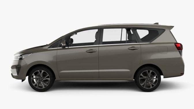 Beredar Foto Toyota Innova Baru, Ini Ubahannya (Hum3d.com)