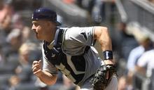 MLB》「蝴蝶球捕手」即將退休 洋基克拉茲:明年不再是球員