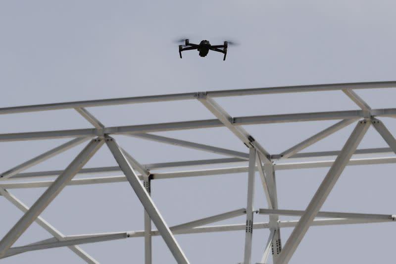 NSO Israel pamerkan teknologi drone, berusaha keras bantah langgar hak asasi