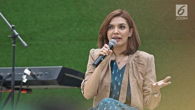 Najwa Shihab (Liputan6.com/Angga Yuniar)