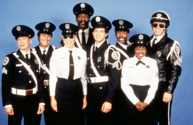 'Police Academy' remake underway