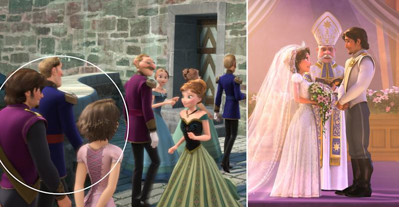 Play 'Frozen' Find-It! Discover All the Easter Eggs in Disney's Blockbuster