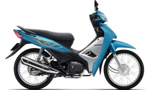 Motor Bebek Honda Punya Tampilan Lebih Segar, Harganya Rp11 Jutaan