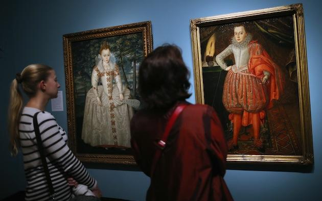 The National Portrait Gallery Has Royals in the Spotlight