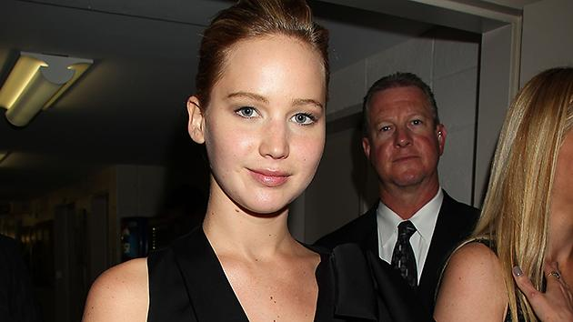 Jennifer Lawrence Shows Less is More at 'The Great Gatsby' Premiere