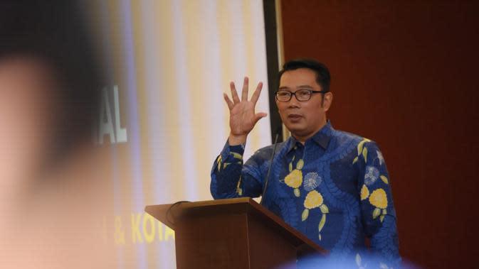 Gubernur Jabar: Lembaga Eksekutif-Legislatif Harus Saling Menguatkan