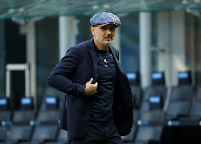 Bologna coach believes he caught COVID-19 from his children