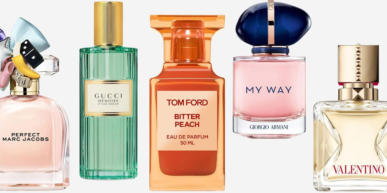 <p>If you buy a new perfume and don't post an artfully composed Instagram shelfie about it—did you even buy a new perfume? This fall, take your Instagram feed and beauty routine to the next level with one of these new fragrances from Tom Ford, Marc Jacobs, Cartier, and more. Whether you like something spicy and bold or lightweight and floral, these are the new scents you'll be smelling everywhere for the rest of the year. </p>