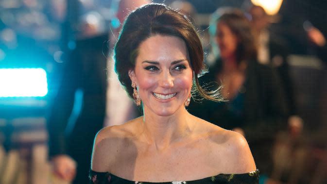 Kate Middleton (AFP PHOTO/ DANIEL LEAL-OLIVAS)