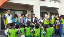 探訪幼兒園被問「為何當副總統」 賴清德:辛苦的工作我來做