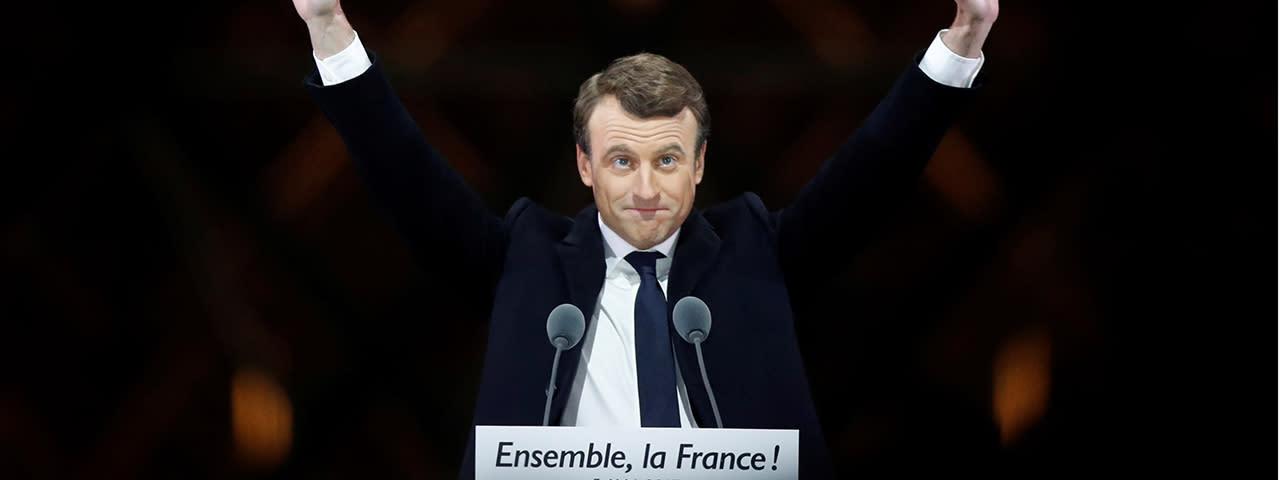 法國政治新頁