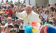 明確表態同性族群「也是上帝之子」 教宗:他們有權合法成家