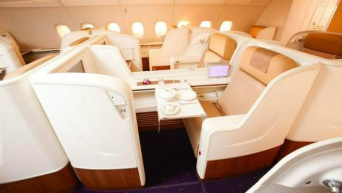 Royal first class Thai Airways (Thai Airways)
