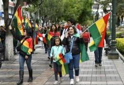 Presiden Bolivia Morales mundur setelah kehilangan dukungan militer dan polisi