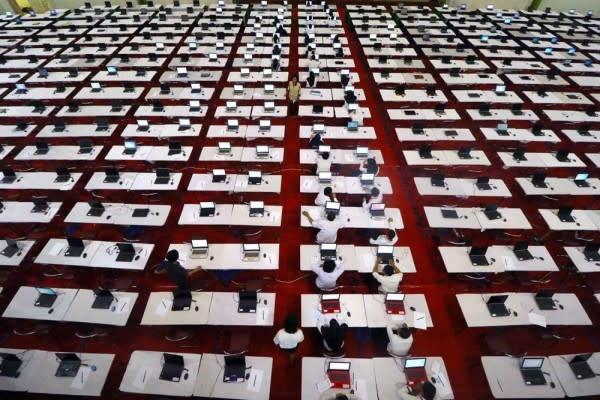 Pendaftaran CPNS Dibuka Hari Ini, Kemenhub Buka 1.244 Formasi