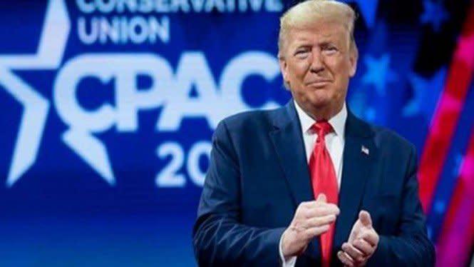 Popularitas Trump Melorot Parah, Ketua Tim Kampanye Dipecat