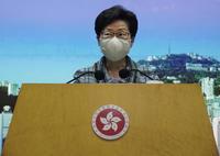 香港政府近日在兩岸關係中 積極扮演「中共打手」