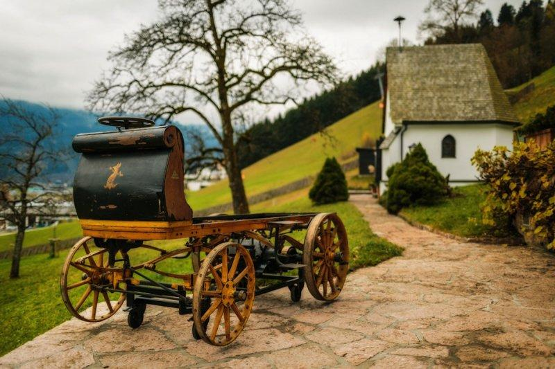 The First Porsche Ever Ran On Electricity, And Was Just Found In An Old Shed