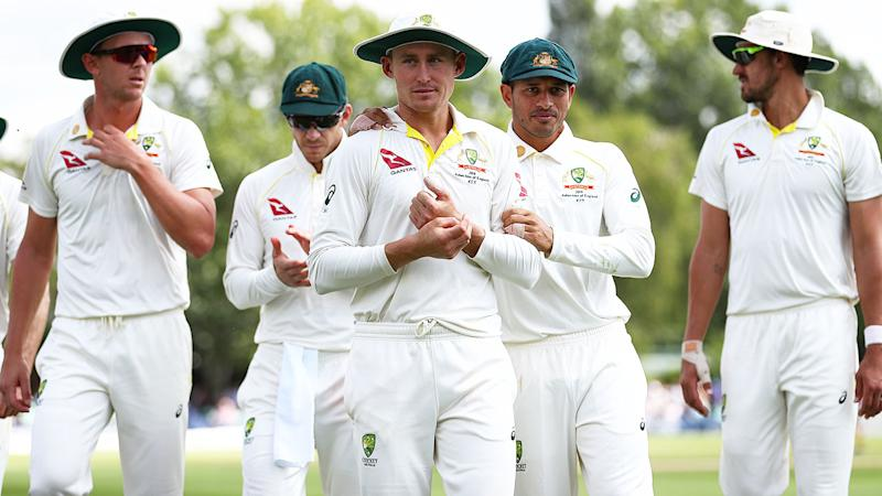 Happy to sit on the bench if Australia win the Ashes: Starc