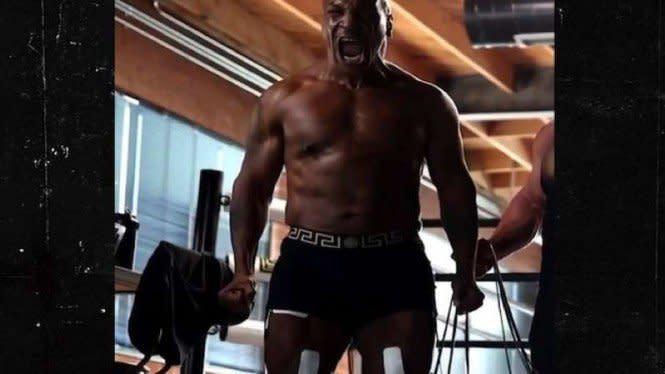Sadis, Misi Mengerikan Mike Tyson Diungkap Pelatih