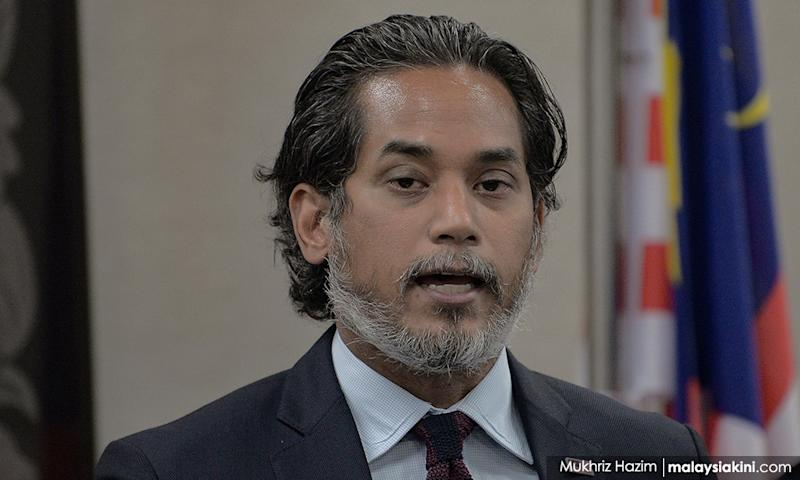 KJ: A week after heaping praises, Harapan now derides legal process