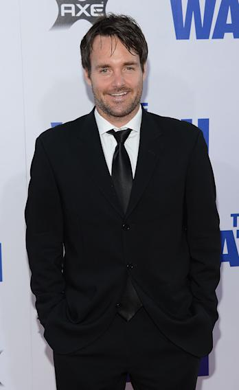 The Watch LA Premiere, Will Forte