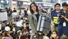 「無忘機場之役—機場和你lunch」 僅1示威者參加