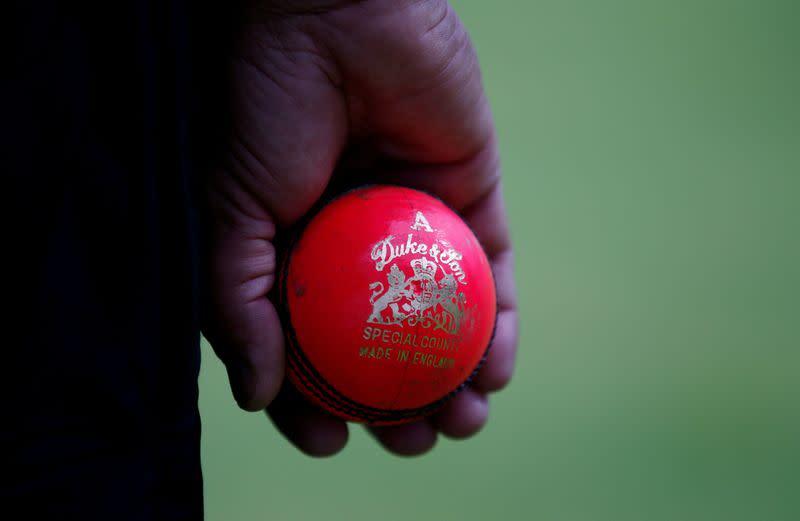 ICC ratifies interim ban on saliva on ball