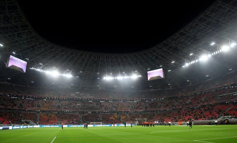 FILE PHOTO: International Friendly - Hungary v Uruguay