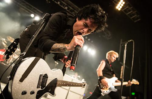 Billie Joe Armstrong Writing Songs for Rock Adaptation of Shakespeare