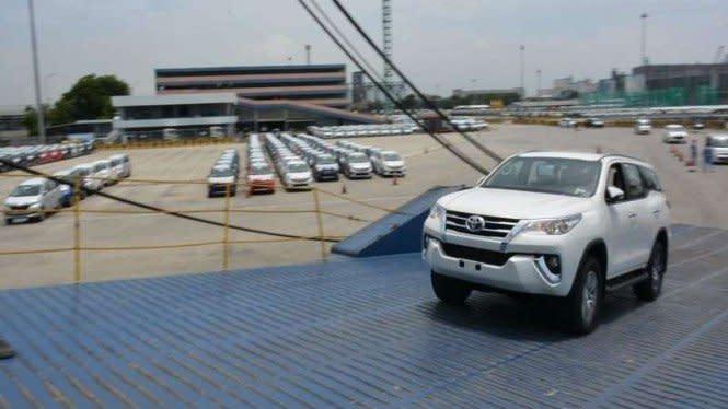 Sempat Sampai Rp100 Juta, Segini Diskon Toyota Fortuner Sekarang