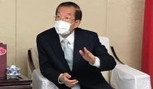謝長廷稱台灣也排核廢水 藍委轟:蔡政府管不到「東京自走砲」吐沫自乾