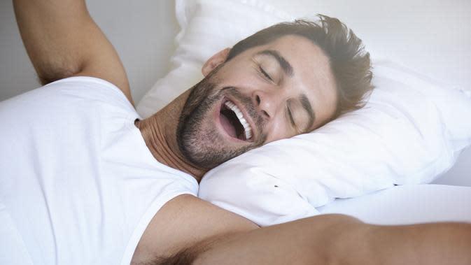Ilustrasi seks pria (Foto: iStockphoto)