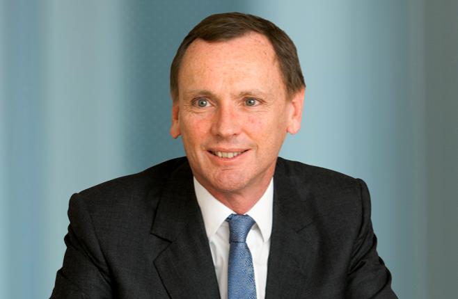 Alan Stewart Tesco finance: Diageo